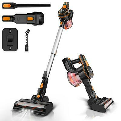 INSE 23KPa Strongest Cordless Vacuum Cleaner 5in1 Lightweight Stick Handheld RE