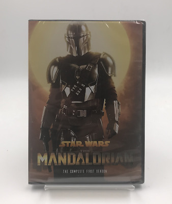 The Mandalorian : Complete Season 1 (DVD 2-Disc) Brand New Fast Shipping