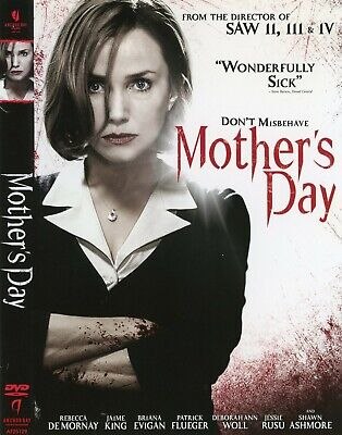 Mothers Day Dvd used wbarcode