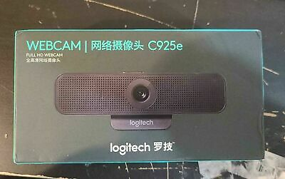 Logitech C925e Business Webcam with 1080p Full HD - integrated privacy shutter