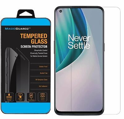 MagicGuardz® Tempered Glass Screen Protector for OnePlus Nord N10 5G  N100