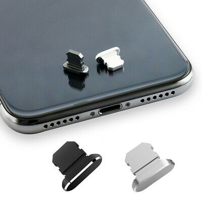 2 Packs Anti Dust Plugs Charger Port Dust Cover for iPhone 12 Pro iPhone 1187