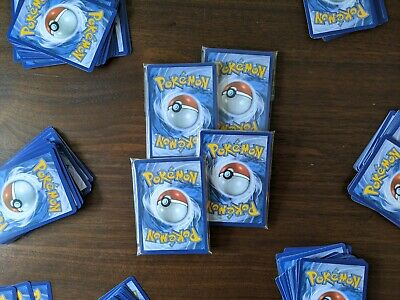Pokemon Card Booster Packs - Holo Authentic Vintage - 16 Cards Per Pack