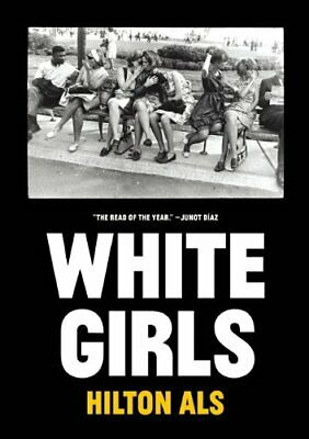 White Girls by Als Hilton Book The Fast Free Shipping
