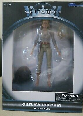 WestWorld Outlaw Dolores Action Figure NEW FREE SHIPPING