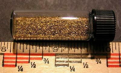 1/4 troy oz Natural Alaska Gold Dust - 7.8 grams of beautiful fine gold