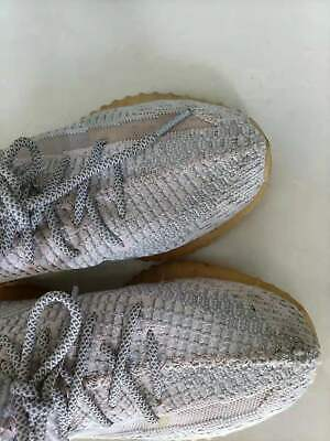 Gray Color Mens Sport Shoes Used SZ 5-5