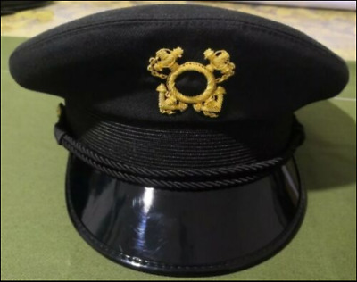 Replica Captains Hat Skippers Hat Yachting Hat