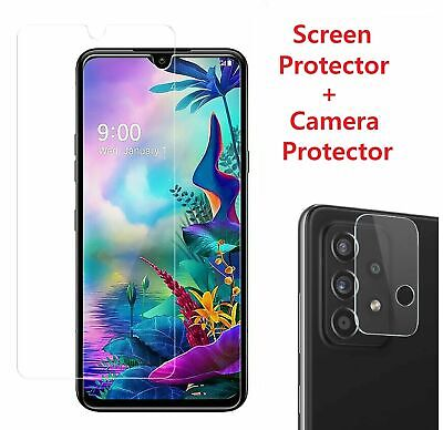 For Galaxy A02S A12 A32 A42 A52 A72 Tempered Glass Screen Camera Lens Protector