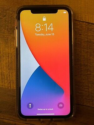 Apple iPhone 11 (PRODUCT)RED - 64GB (AT&T) A2111 (CDMA + GSM)