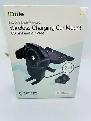 iOttoe Wireless Charger Car Mount
