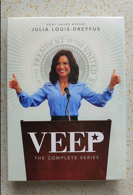 VEEP THE COMPLETE SERIES 1-7 DVD13 DISC Brand New