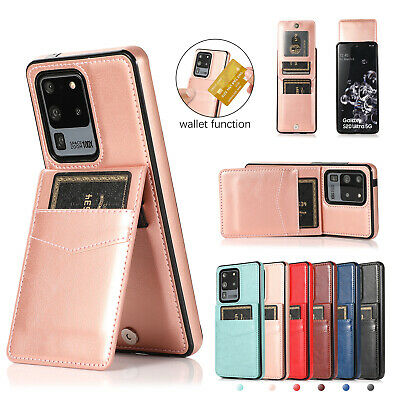 Magnetic Leather Card Wallet Case For Samsung A71 A51 A50A70 A21 A11A10A20A30A40