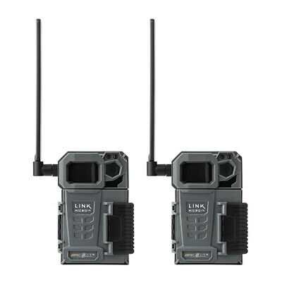 Spypoint Link Micro LTE Twin Cellular Trail Camera  SLINKMICROLTEVTWIN