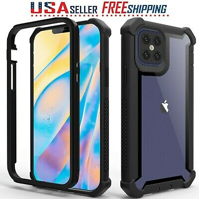 Case for iPhone 12 11 Pro SE 6s 7 8 XR XS Shockproof Bumper TPU Silicone Cover
