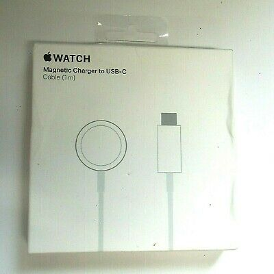 Apple Magnetic Charger to USB-C Cable A2257 All Apple Watch Models New Open Box