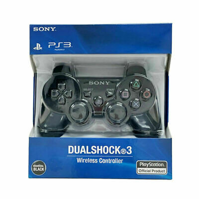 HOT Black PS3 Wireless DualShock 3 Game Controller GamePad for PlayStation3