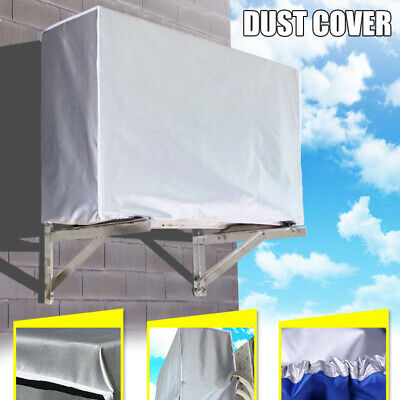 Outdoor Air Conditioner Cover Anti-Dust Anti-Snow Waterproof Sunproof Home Cover