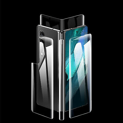 Protective Film HD Phone Screen Film Transparent for Samsung Galaxy Z Fold 3