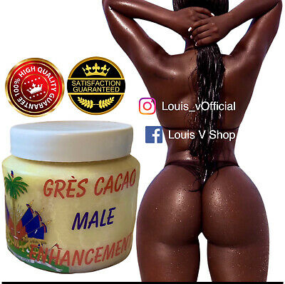 Gres cacao Male Enhancement Organic Penis Growth Oil Longer and Thicker Penis