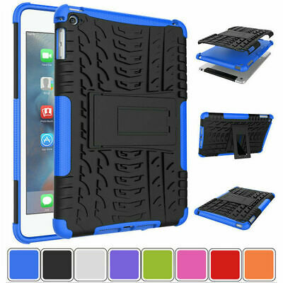 Shockproof Heavy Duty Case Cover For iPad 10-2 8th 7th 9-7 6 5 4 Gen Mini Air 43