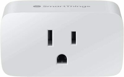 Samsung SmartThings WiFi Plug In for Smart Home Control Connected Devices