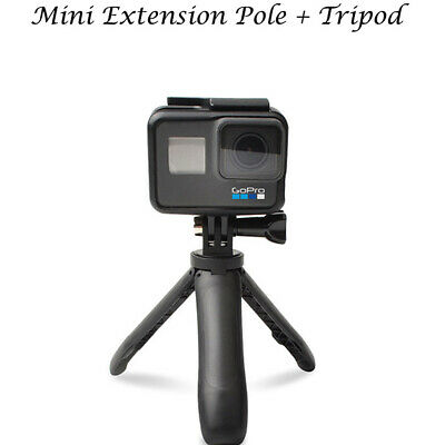 Extendable Selfie Stick Tripod Desktop Stand Remote For Cell Phone GOPRO Camera