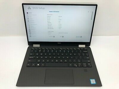 *GRADE B* Dell XPS 13 9365 13 Touch i7 7Y75 1.3GHz 256GB NVMe 8GB RAM