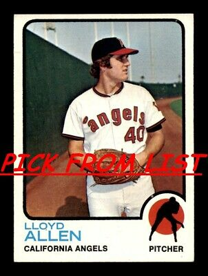 1973 Topps 259-528 EXEX-MT Pick From List All PICTURED