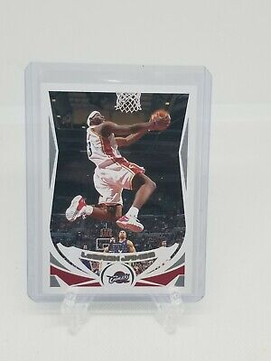 2004-05 Topps Lebron James 2nd Year Card- Cavaliers Lakers Mint And Centered