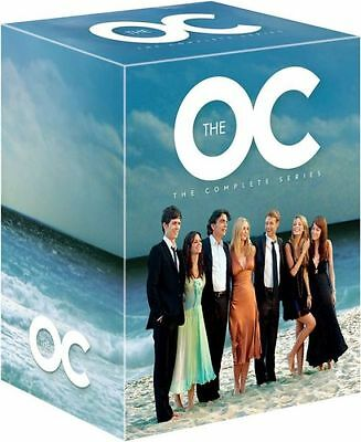 The O-C- OC Complete Series 26 Disc DVD Box Set Collection Seasons 1 2 3 4 New