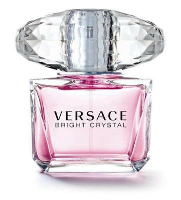 VERSACE BRIGHT CRYSTAL Perfume 3-0 oz women edt NEW tester with cap