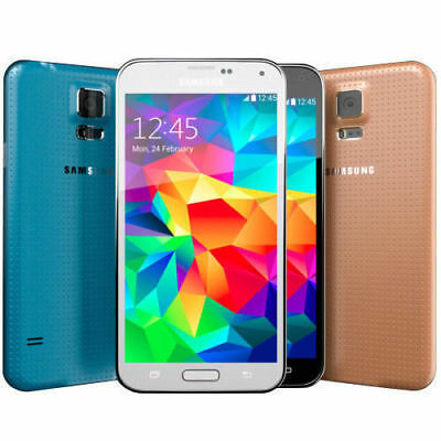 Samsung Galaxy S5 16GB SM-G900T T-MOBILE 4G FACTORY GSM UNLOCKED