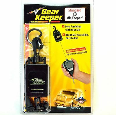 Gear Keeper RT4-4112 Standard Retractable CB Microphone Holder