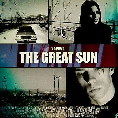 Vowws - The Great Sun New CD