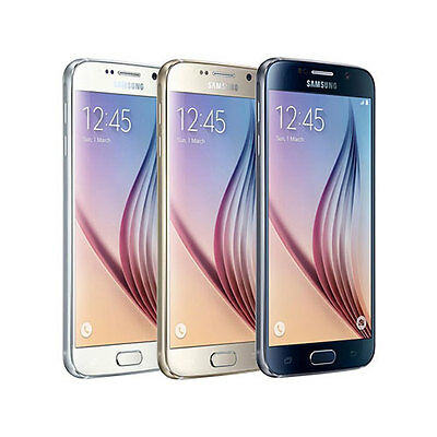 Samsung G920 Galaxy S6 32GB Verizon Wireless 4G LTE Android Smartphone