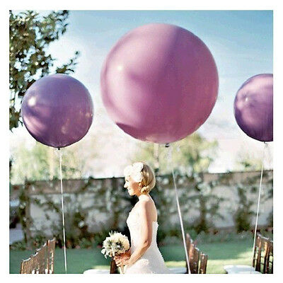 36 Inch Big Large Popular Giant Ballons Latex Wedding Party Helium Decoration