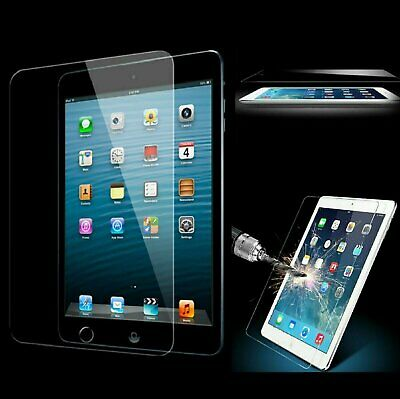 Premium Tempered Glass Screen Protector for Apple iPad 2 3 4 Air Mini Pro