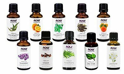 NOW Foods 1 oz Essential Oils and Blend Oils - FREE SHIPPING