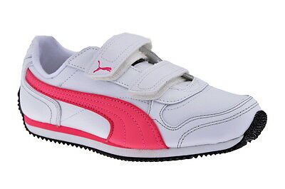 PUMA STRICT V KIDS GYM SHOES SCARPE GINNASTICA JUNIOR BAMBINA 351521 01B25