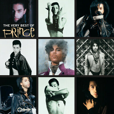 Prince - The Very Best of New CD