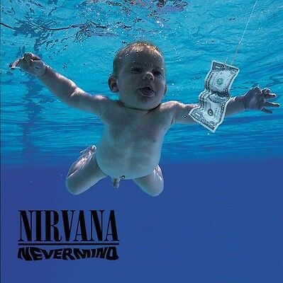Nirvana - Nevermind New Vinyl LP