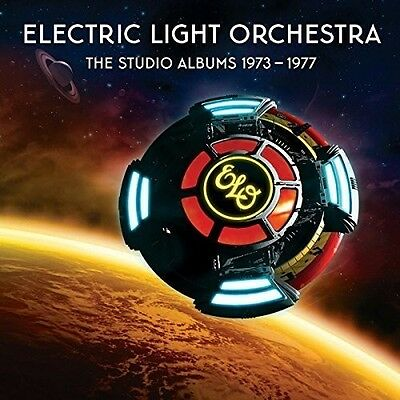 Elo  Electric Light - Studio Albums 1973-1977 New CD UK - Import