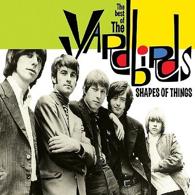 The Yardbirds - Shapes of Things Best of New CD