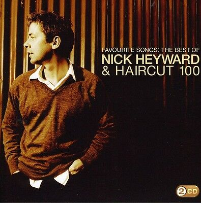 Nick Heyward - Hairc - Favourite Songs-The Best of New CD UK - Import