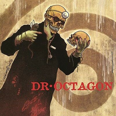 Dr Octagon Kool Keith - Dr Octagon New Vinyl Explicit