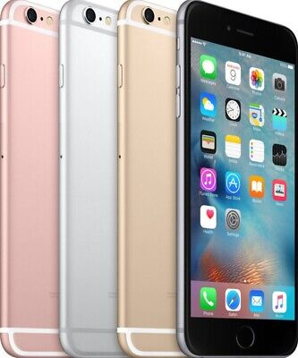 Apple iPhone 6s+ PLUS 16GB 64GB 128GB GSM Factory Unlocked Smartphone Phone
