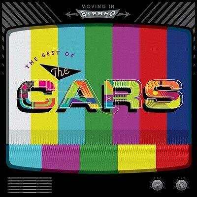 The Cars - Moving in Stereo The Best of the Cars New CD