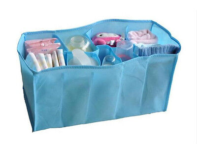 1X Outdoor Baby Diaper Nappy Changing Organizer Insert Portable Storage Bag HOT