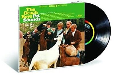 The Beach Boys - Pet Sounds Stereo New Vinyl 180 Gram